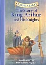 [중고] The Story of King Arthur & His Knights (Hardcover)