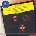 [수입] Ives / Ruggles / Piston - Three Places In New England / Symphony No.2,Etc / Michael Tilson Thomas