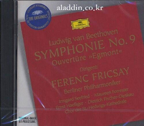 [수입] 베토벤 : 에그몬트 서곡 & 교향곡 9번 합창