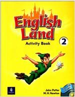 English Land 2 (Activity Book + CD 1장)