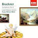 [수입] Anton Bruckner - Symphony No.5 / Welser-Most