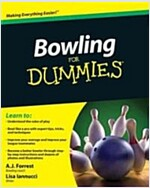 Bowling for Dummies (Paperback)