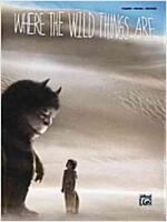 Where the Wild Things Are: Piano/Vocal/Chords (Paperback)