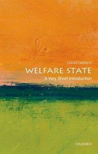 The Welfare State: A Very Short Introduction (Paperback)