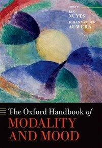 Oxford handbook of modality and mood