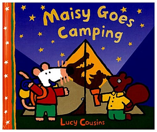 Maisy Goes Camping (Hardcover + CD)