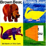 Brown Bear, Brown Bear, What Do You See? Slide and Find (Board Books)