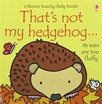 That's Not My Hedgehog (Board Book)