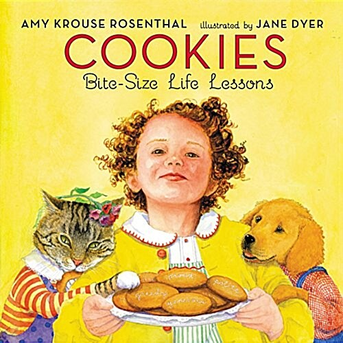 Cookies: Bite-Size Life Lessons (Board Books)