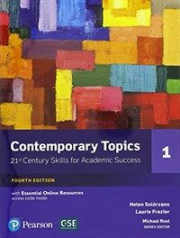 Contemporary Topics 1 with Essential Online Resources (Paperback, 4)