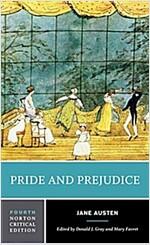 Pride and Prejudice (Paperback, 4)