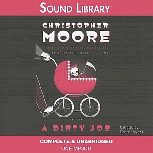 A Dirty Job (MP3 CD)