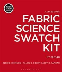 J.J. Pizzuto's Fabric Science Swatch Kit : Bundle Book + Studio Access Card (Paperback, 11 Revised edition)