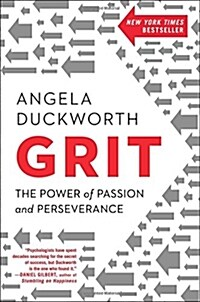 [중고] Grit: The Power of Passion and Perseverance (Hardcover)