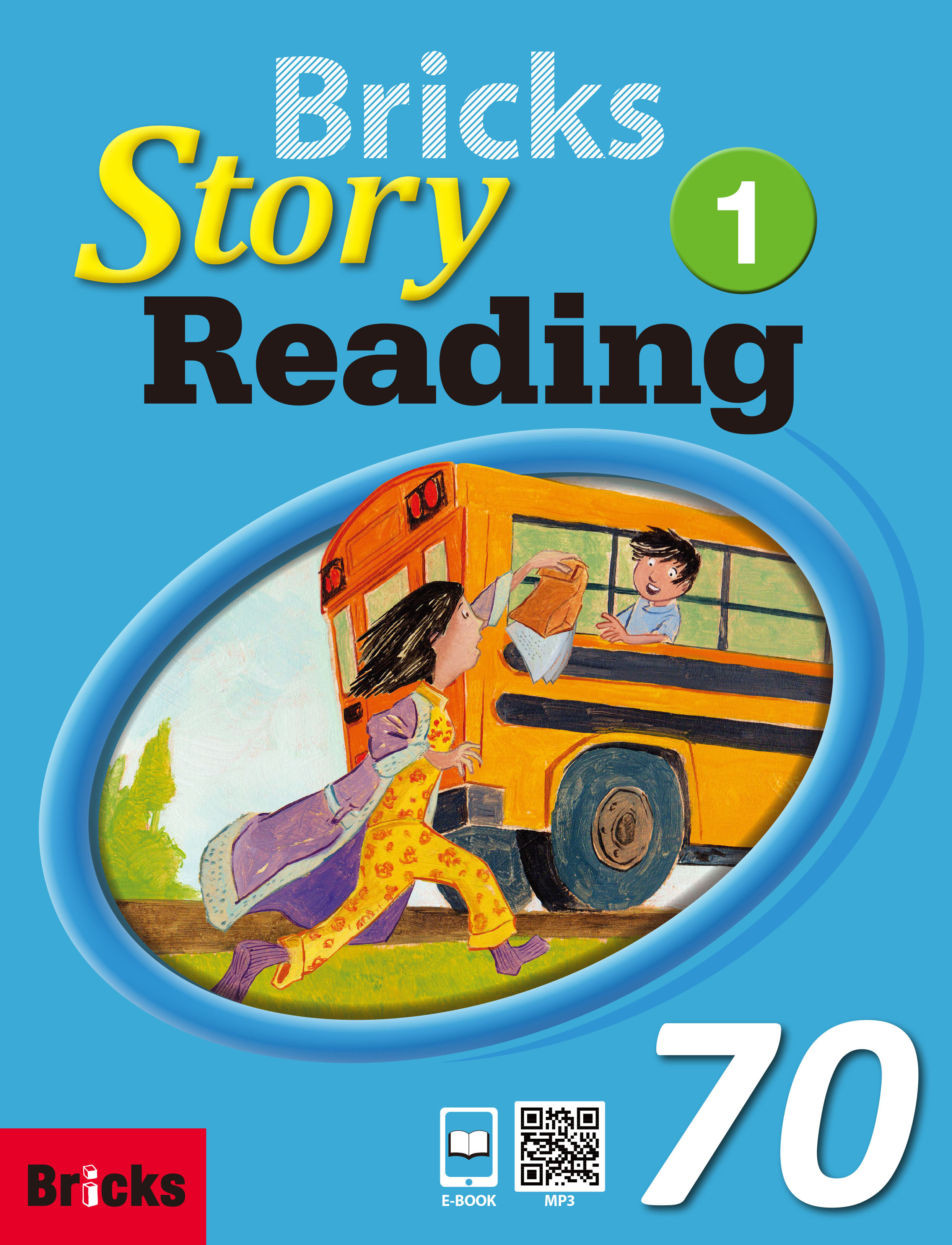 Bricks Story Reading 70 (1) (StudentBook + Workbook + QR + Ebook Code)