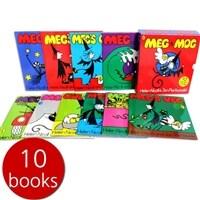 메그와 모그 원서 그림책 10권 박스 세트 (Paperback 10권 + Slipcase)