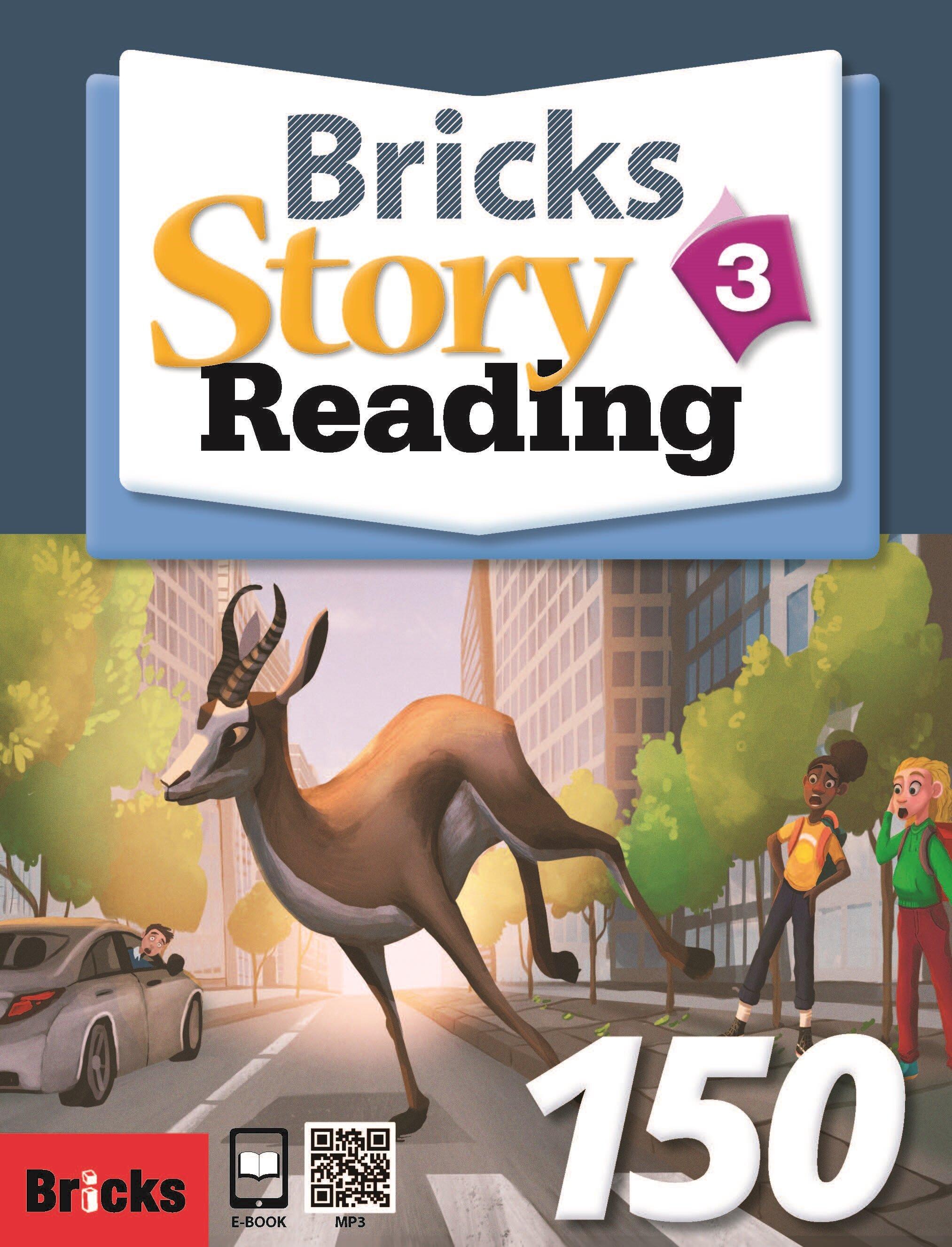 Bricks Story Reading 150 (3) (StudentBook + Workbook + E.CODE)