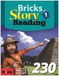 Bricks Story Reading 230 Level 1 (Student Book(+ Workbook + E-Book))