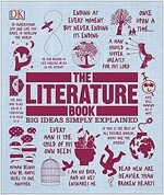 The Literature Book: Big Ideas Simply Explained (Hardcover)