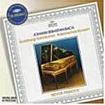[수입] 바흐 : 골드베르그 변주곡, 이탈리아 협주곡 BWV971