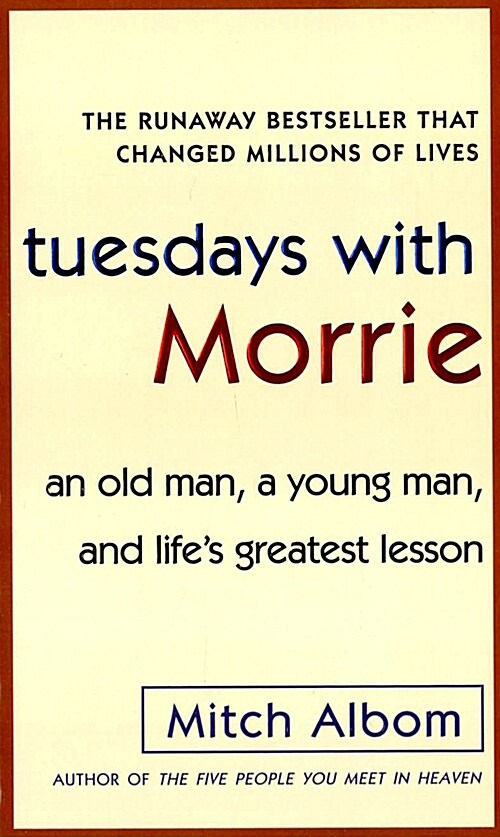 Tuesdays With Morrie (Paperback, Reprint)