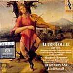 [수입] [SACD] Altre Follie / Jordi Savall