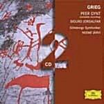[수입] Edvard Grieg - Peer Gynt / Sigurd Jorsalfar / Goteborgs Symfoniker / Neeme Jarvi