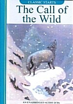 Classic Starts: The Call of the Wild (Hardcover + CD 2장)
