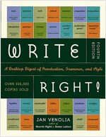 Write Right!: A Desktop Digest of Punctuation, Grammar, and Style, 4th Edition (Paperback, 4, Revised)