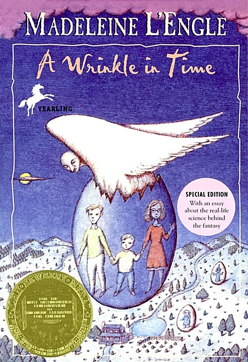 A Wrinkle in Time (Paperback, Reissue)
