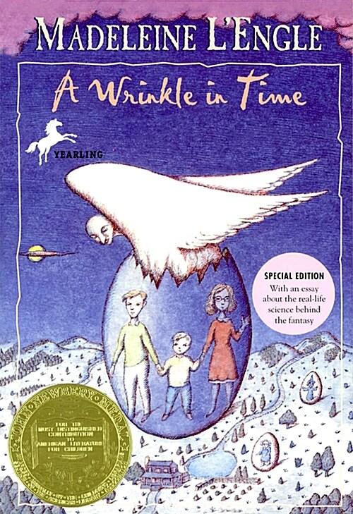 [중고] A Wrinkle in Time (Paperback, Reissue)