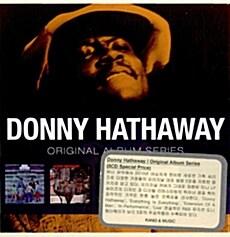 [수입] Donny Hathaway - Original Album Series [5CD BOX SET]