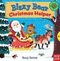 Bizzy Bear: Christmas Helper (Board Book)