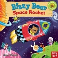 Bizzy Bear: Space Rocket (Board Book)