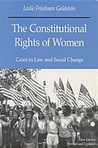 The Constitutional Rights of Women (Paperback, Revised)