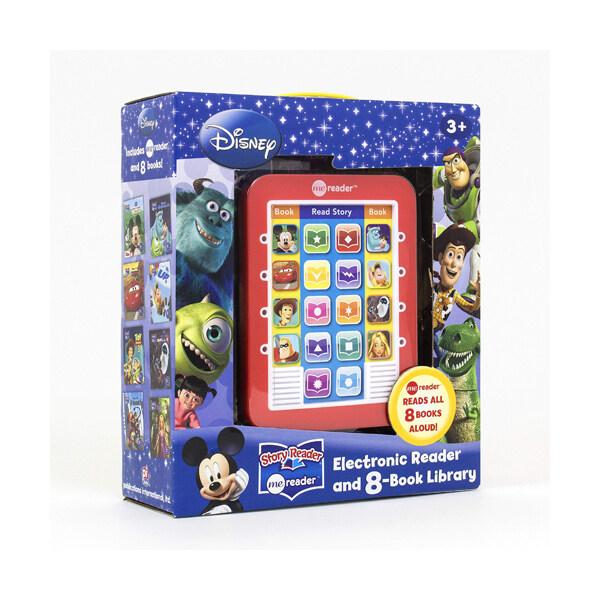 Disney Modern Me Reader + 8 Book Set 디즈니 모던 미리더 사운드북