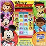ME Reader: Disney Junior PAD+8 books set