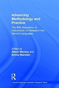 Advancing methodology and practice : the IRIS repository of instruments for research into second languages