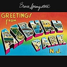 [수입] Bruce Springsteen - Greetings From Asbury Park, N.J. [2014 Remastered]