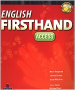 English Firsthand Access Student Book (Hardcover)