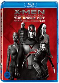 엑스맨 [비디오녹화자료] : 데이즈 오브 퓨처 패스트 : 로그컷 / Blu-ray ed