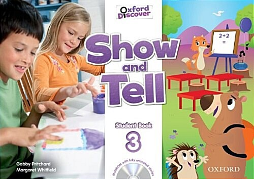 Show and Tell: Level 3: Student Book and Multirom Pack (Paperback)