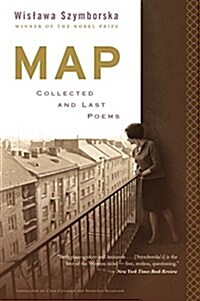Map: Collected and Last Poems (Paperback)