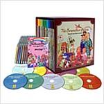 The Berenstain Bears 60종 Full Set (60 Paperbacks + 10 CDs) (Paperback + CD)