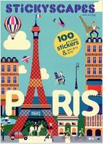 스티커 도시 풍경 : 파리