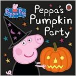 Peppa Pig: Peppa's Pumpkin Party (Board Book)