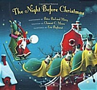 The Night Before Christmas [With CD (Audio)] (Hardcover)