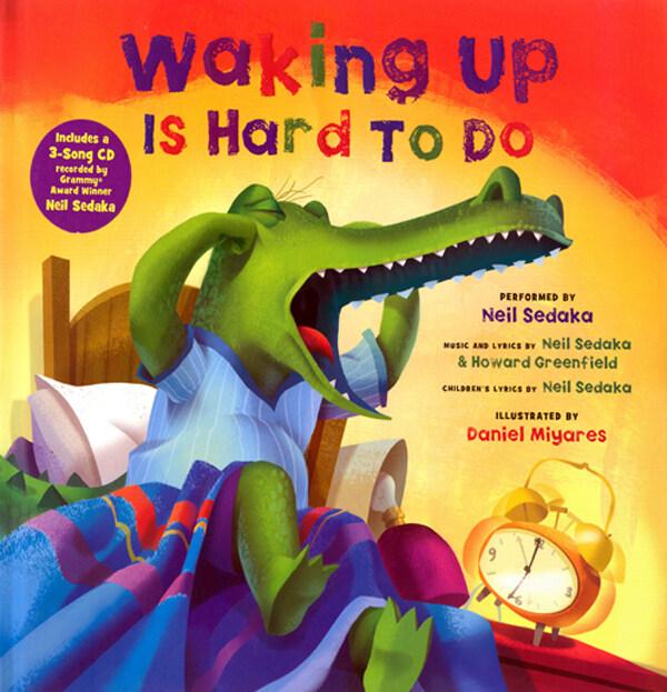 노부영 Waking Up Is Hard to Do [With CD (Audio)] (Hardcover)