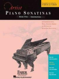 Piano Sonatinas, Book 2 (Paperback)