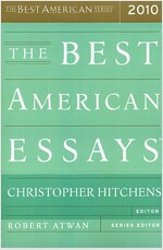 [중고] The Best American Essays (Paperback, 2010)